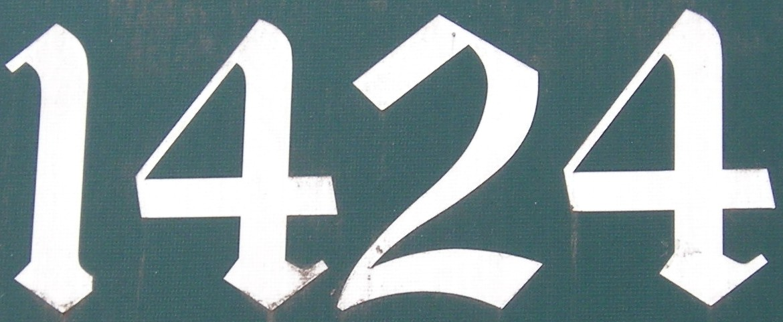 NumberADay: 1424