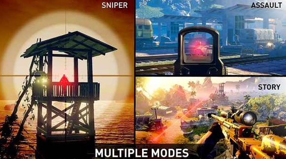 Sniper Ghost Warrior Apk Mod