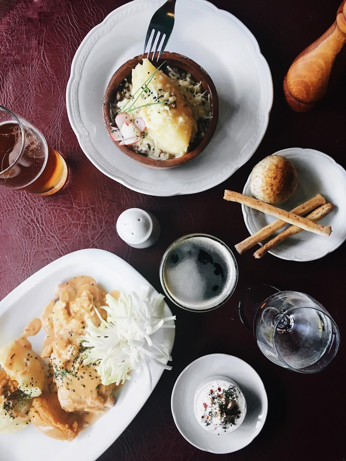 gastronomia belgrano