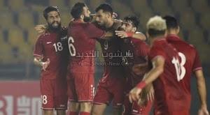 فوز كاسح لمنتخب سوريا على منتخب غوام باربع اهداف بدون رد في تصفيات آسيا المؤهلة لكأس العالم 2022