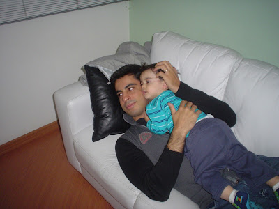 Amor de pai e filho