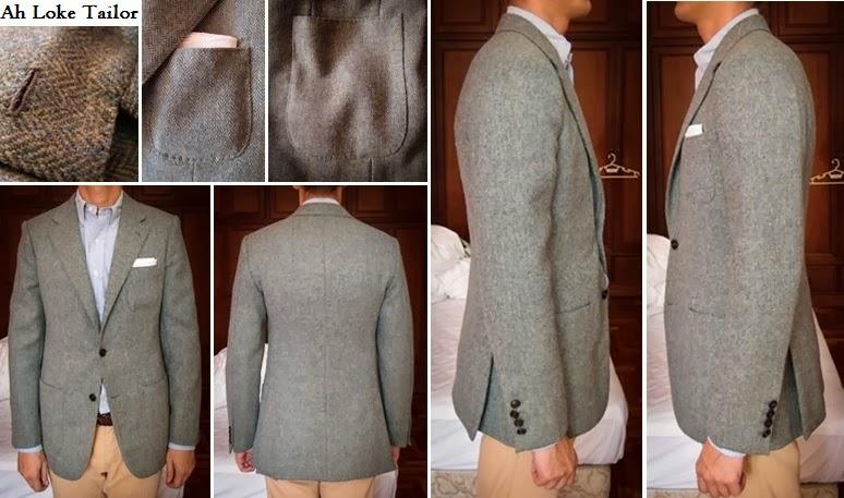 factory outlet hot-selling best website Bespoke Suit for the Groom - Ah Loke Tailor