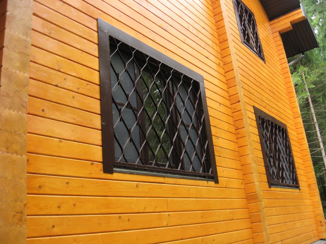 строим дом окна