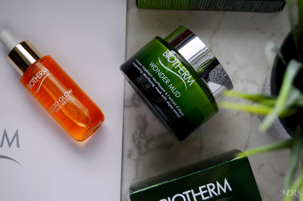 Biotherm Skin.Best Wondermud & Oil Glow