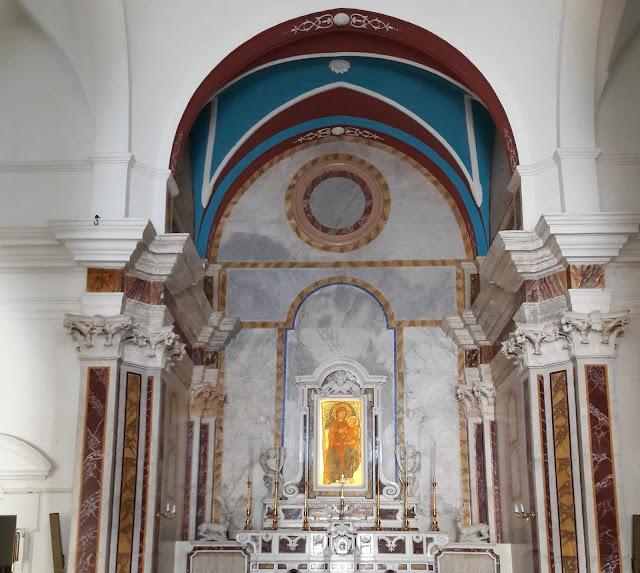 Santuario Madonna della Scala a Massafra