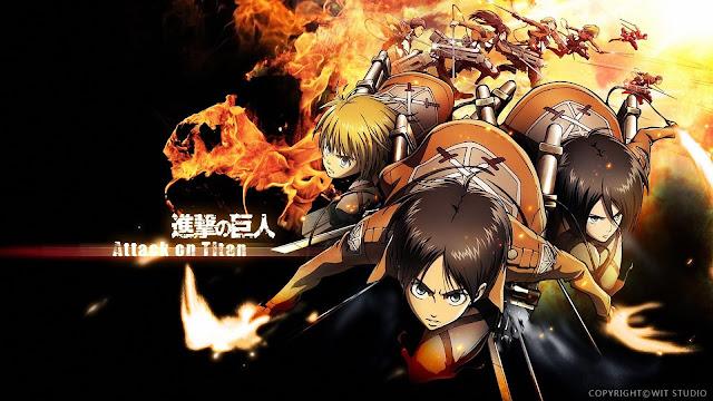 Rekomendasi Anime Action Fantasy