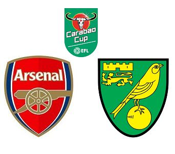 Arsenal vs Norwich City highlights | Carabao Cup