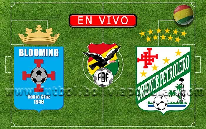 【En Vivo】Blooming vs. Oriente Petrolero - Torneo Clausura 2019