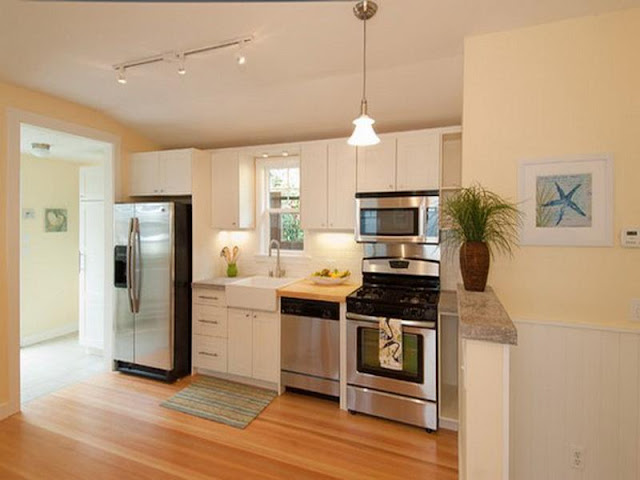 10 Compact Kitchen Styles For Very Small Spaces 10 Compact Kitchen Styles For Very Small Spaces single wall kit