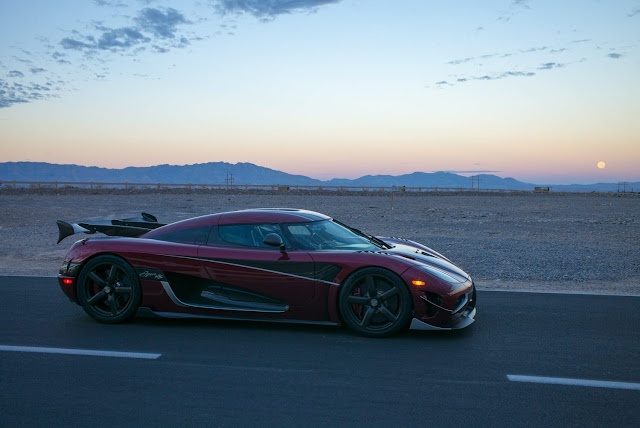 Koenigsegg Agera RS: Το πιο γρήγορο αυτοκίνητο παραγωγής που έσπασε το παγκόσμιο ρεκόρ ταχύτητας