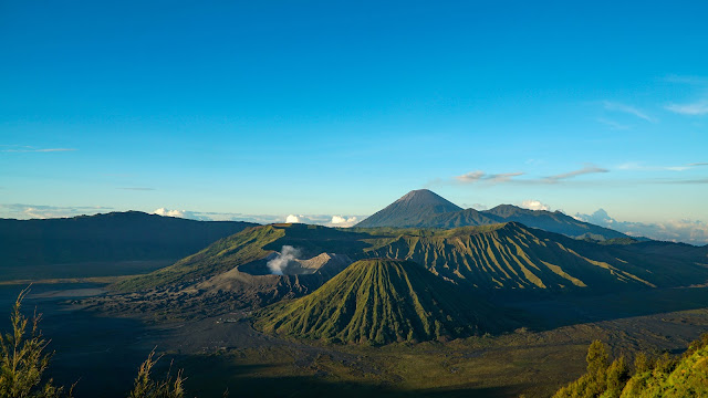 Took the road less traveled and visited the out-of-this-world Bromo Tengger Semeru