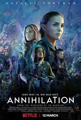 """""""Aniquilación"""" (Alex Garland, 2018)"""