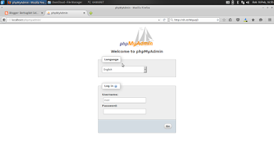 http://localhost/owncloud/