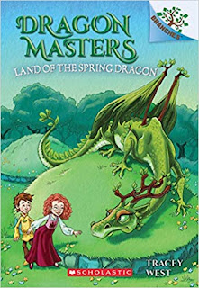Dragon Masters: The Land of the Spring Dragon