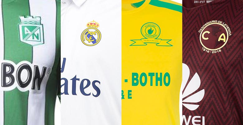 0d062c1338c All Kits of the 2016 Club World Cup - Footy Headlines