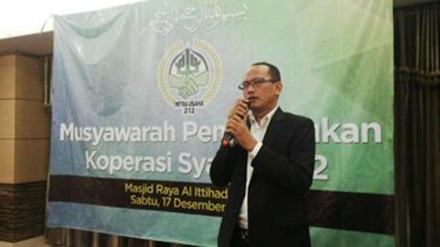 Alhamdulillah,  Koperasi Syariah 212 sudah dibentuk!!!