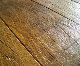 Tutto cominci olio lino cotto for Pavimento legno esterno leroy merlin