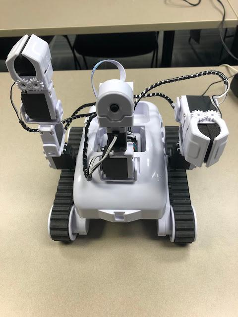 Amateur Radio / Arduino / Raspberry Pi: March 2019