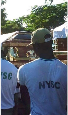 9 Corps Members Who Drowned In Taraba Moved To Their States, Buried [Photos]