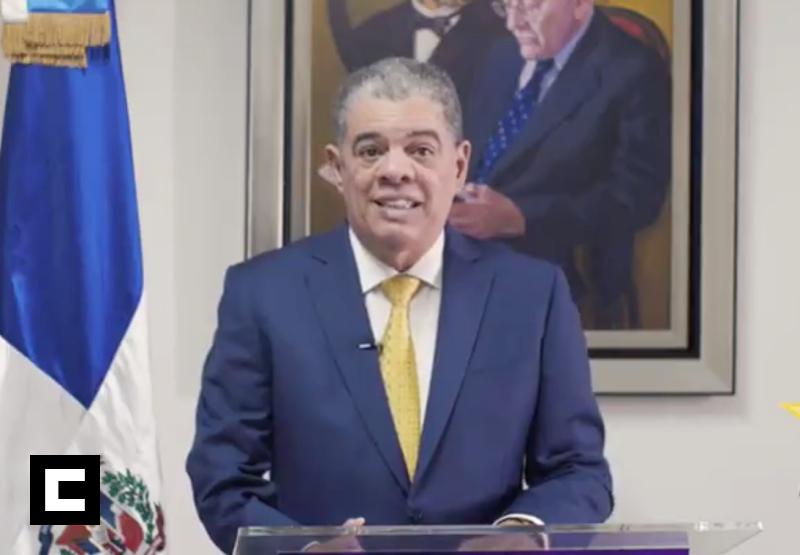 Video: Carlos Amarante Baret retira sus aspiraciones presidenciales