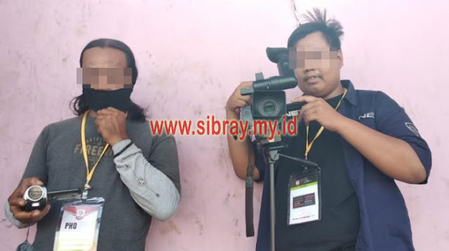 Dua Orang Menyamar Menjadi Wartawan Net TV Ditangkap Polisi! Terkuak Profesi Sebenarnya