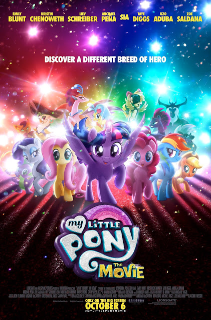 My Little Pony movie photos, My little pony review, Recommendations for My Little Pony Movie, My Little Pony Movie posters