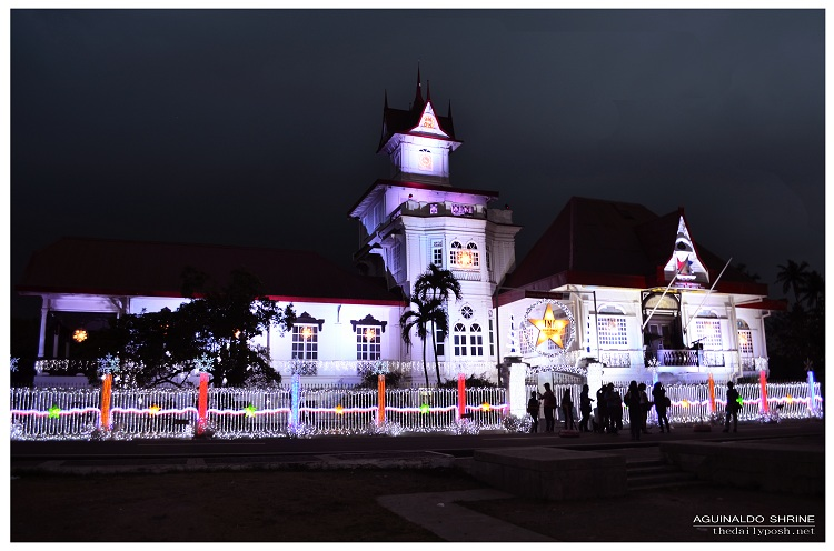 The Lights & Sounds Show at Aguinaldo Shrine, Kawit, Cavite