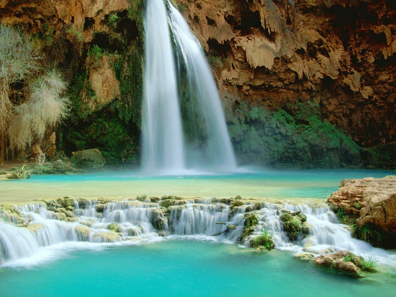 Waterfall Wallpapers HD: Beautiful Waterfall Wallpapers HD