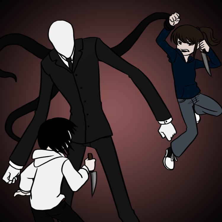 Blog Novelas: Cap 7- Jeff The Killer y (tn)