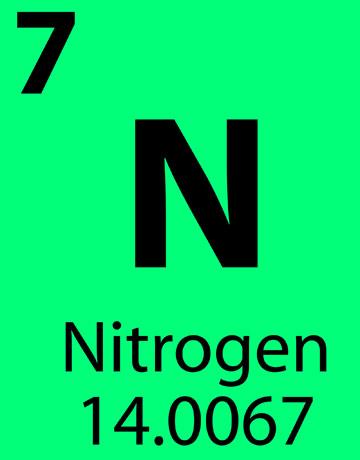 Nitrogen = N | All about plant