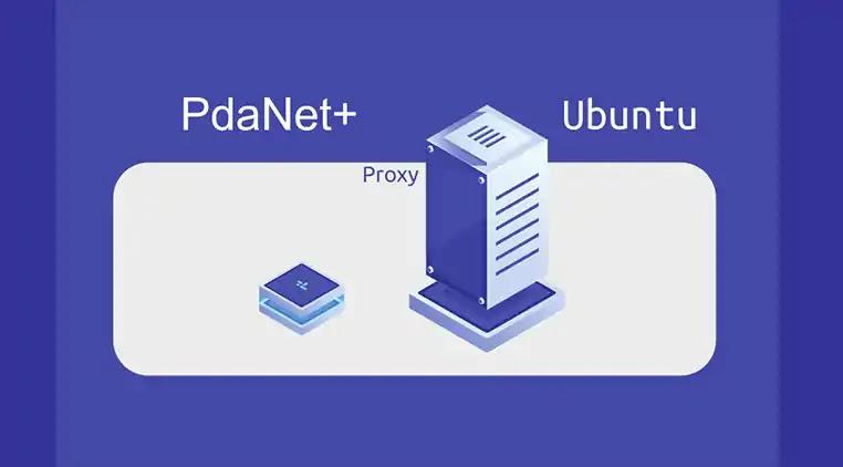 PdaNet+ dari android ke ubuntu - Tutorials