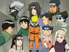 Naruto perseverancia