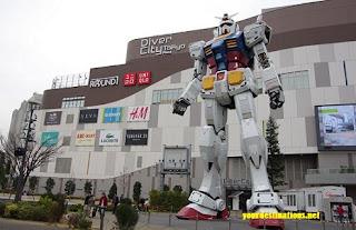 Gundam Museum