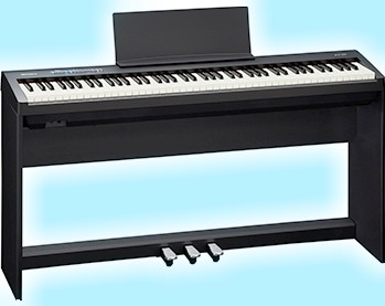 az piano reviews review roland fp25 digital piano at costco recommended low price. Black Bedroom Furniture Sets. Home Design Ideas