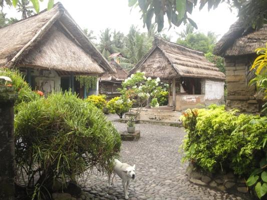 Rumah Tradisional Bali Desa Batuan