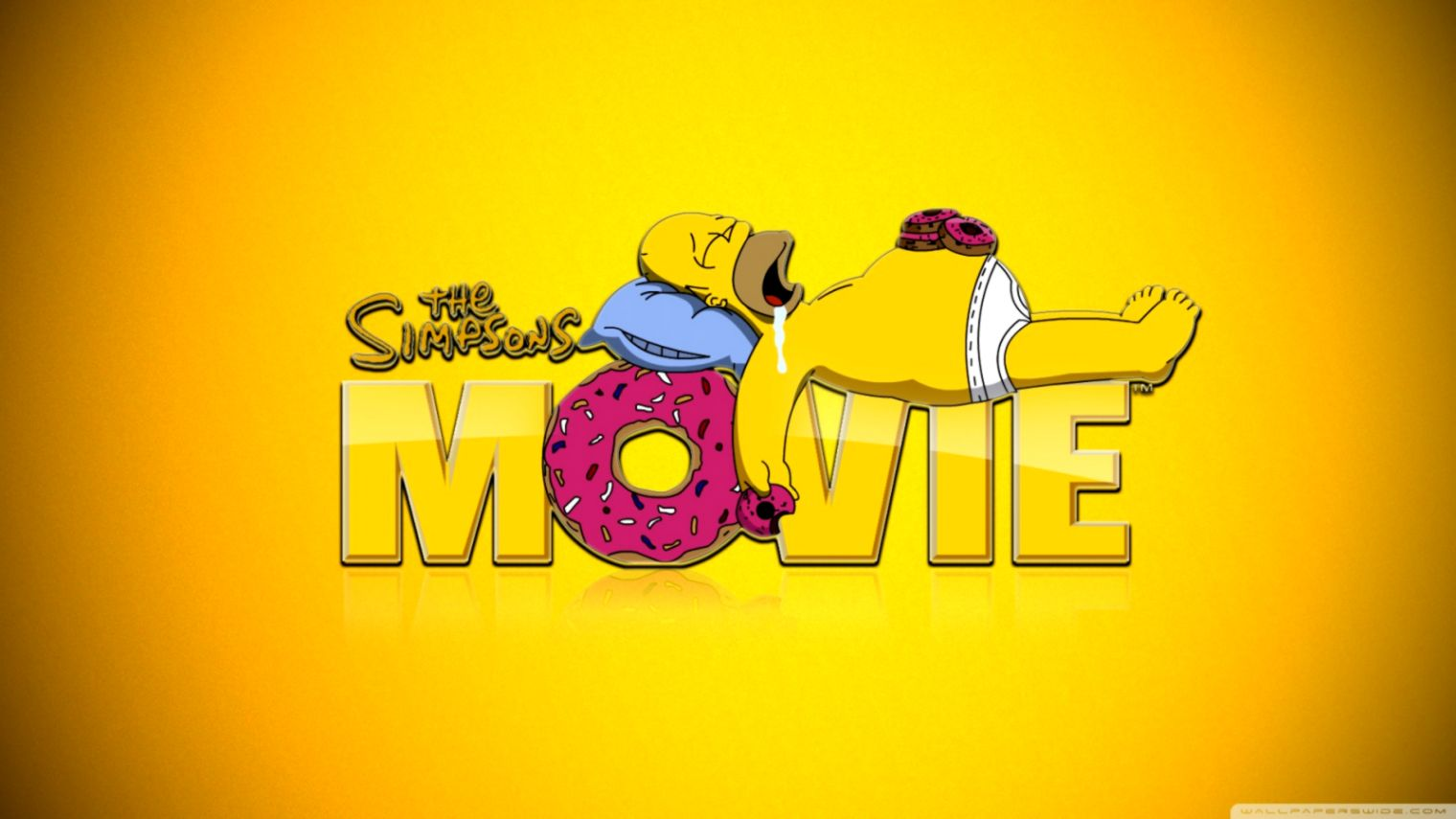 Simpsons Hd Wallpaper Wallpapers Abstract