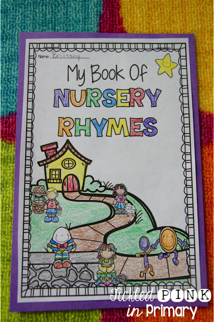 Nursery Rhymes Activities for Kindergarten and Preschool