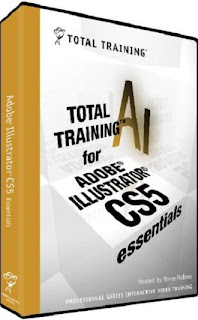 Total Training - Adobe Ilustrator CS5 Essentials by Steve Holmes