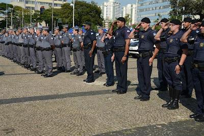 'Operação Força Metropolitana' coloca GCMs e PMs nas ruas para combater roubo e furto de veículos