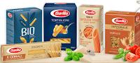 Logo ''Barilla Pasta World Championship: qual è il tuo piatto forte?'': vinci gratis forniture di pasta Barilla e non solo