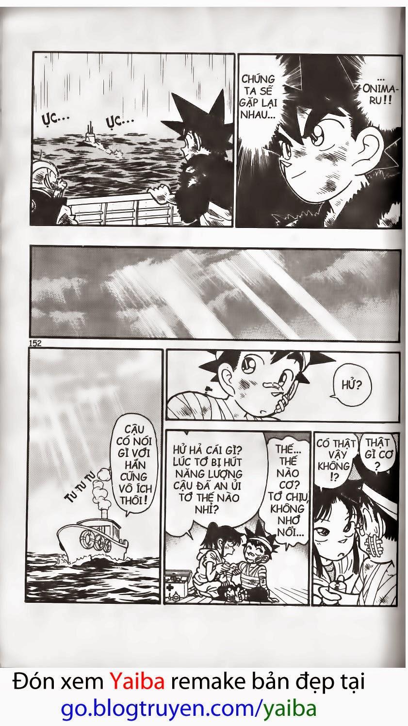 Yaiba chap 163 trang 17