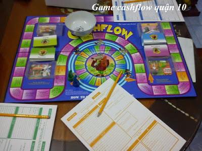 game cashflow 101 quận 10