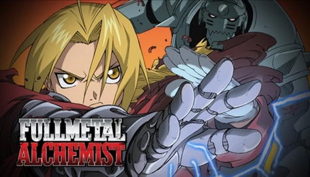 Download Fullmetal Alchemist Brotherhood BD Subtitle Indonesia