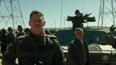 John Cena Bumblebee Movie 2018 Image