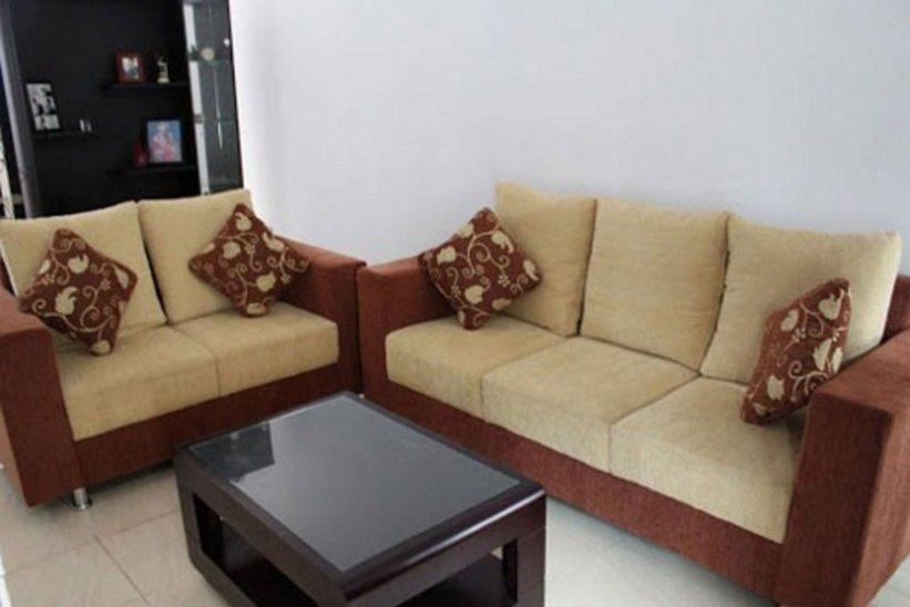 4 Gambar Sofa Ruang Tamu Mungil Terlihat Modern