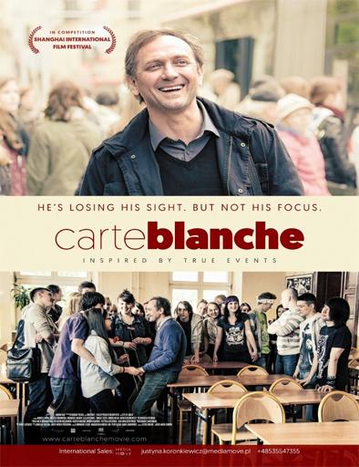 Ver Carte blanche (2015) Online