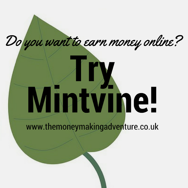 make money online with mintvine