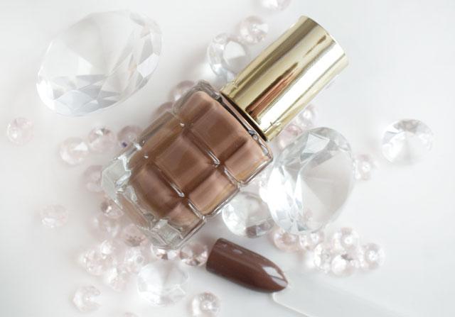 L'Oréal Color Riche Le Vernis Öl-Nagellack 662 Mokachic