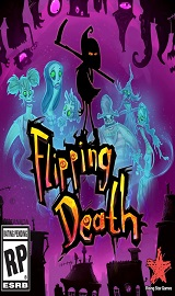 Flipping Death pc game - Flipping Death-PLAZA