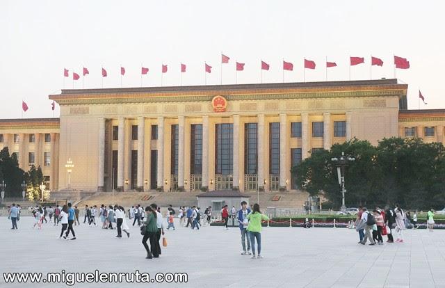 Gran-Salón-del-Pueblo-Tiananmen